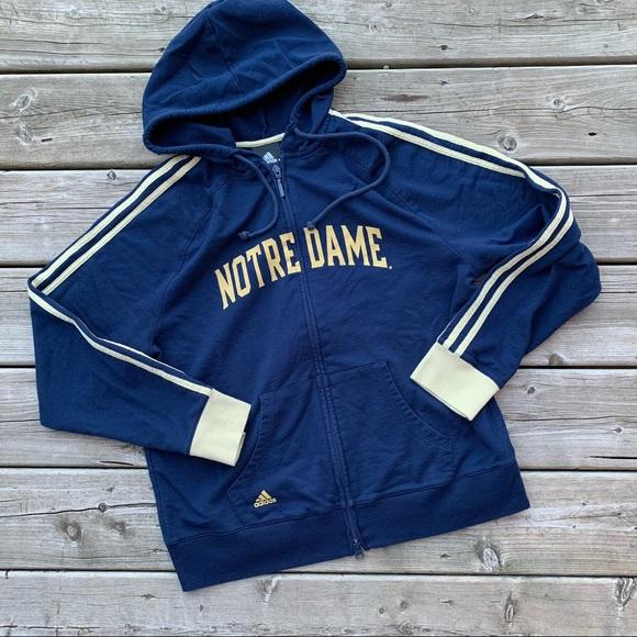 Adidas Notre Dame Fighting Irish Hoodie